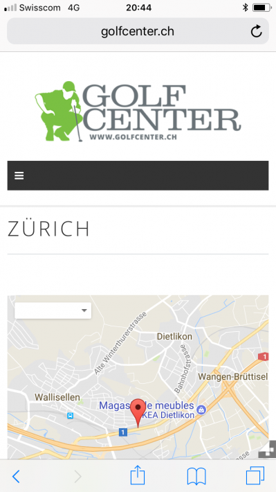 Golf Center Zürich