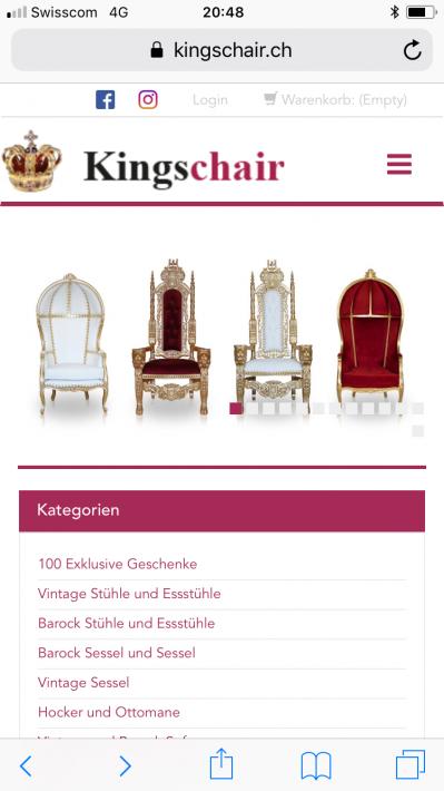 KingsChair Newspeed AG