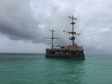 Pirates of the Caribbean, Punta Cana