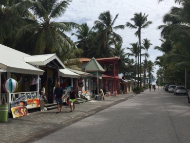 Caribbean Street, Riu Palace Macao Punta Cana